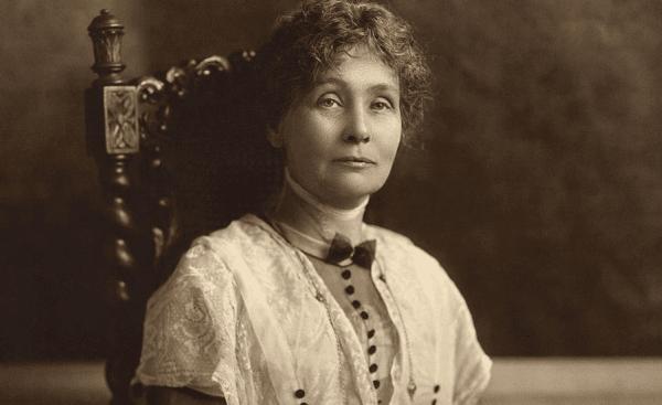 Emmeline Pankhurst ja suffragettiliike