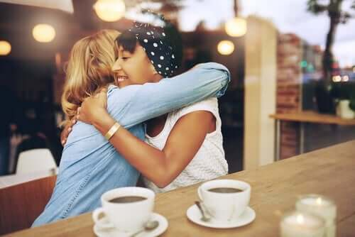 Valitsetko uuden teknologian vai kahvittelun ystävän kanssa?