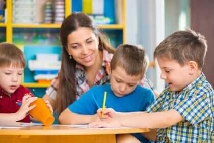 Opetussuunnitelman muokkaus voi olla tarpeellinen joillekin oppilaille