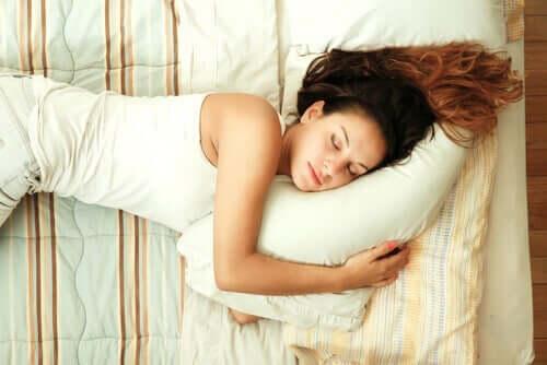 Uni on aivoille erittäin tärkeää