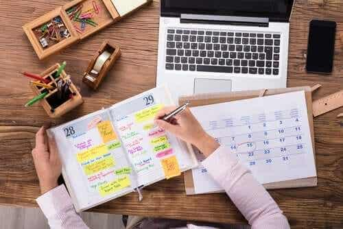 Kuinka järjestät aikataulusi paremmin?