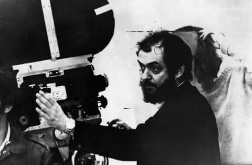 Kubrick kuvaamassa