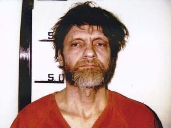 """Ted Kaczynski """"Unabomber"""" pidätettiin Yhdysvalloissa vuonna 1996"""