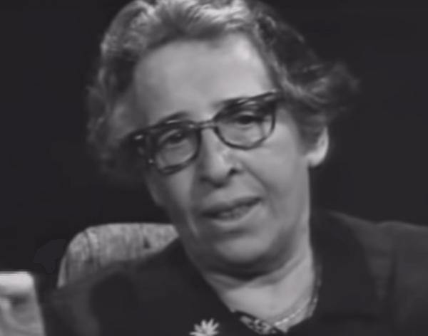 Johanna Arendt, pluralistinen ajattelija