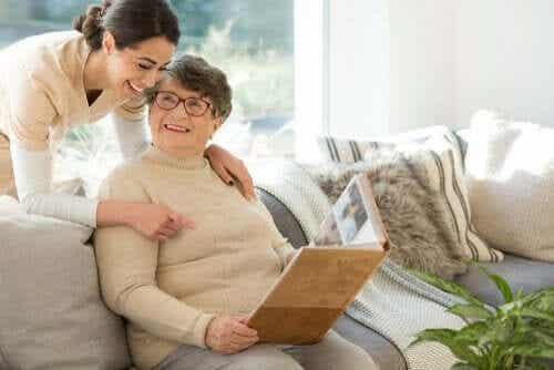 Dementian lääkkeetön hoito