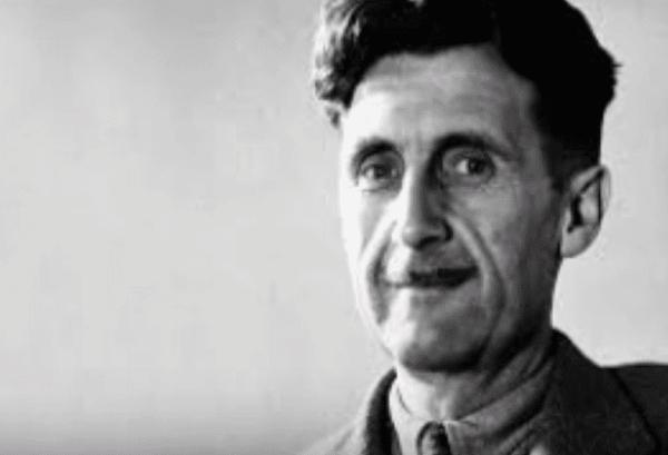 George Orwell: elämäkerta, kielen manipulointi ja totalitarismi