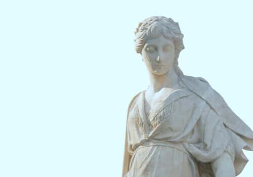 Afroditen ja Aresin myytti, kauneuden ja sodan liitto