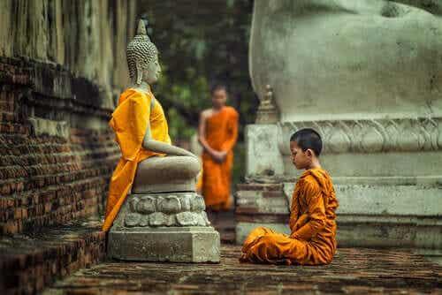Kommunikaation periaatteet buddhalaisuuden mukaan