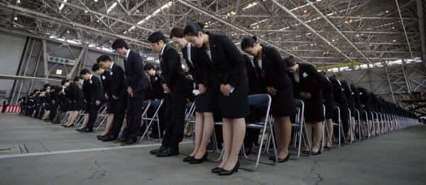 Taijin kyofusho -häiriö tunnetaan erityisesti Japanissa