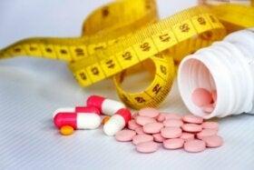 Psykoaktiivisiin lääkkeisiin yhdistetty painonnousu