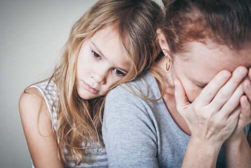 Vanhempien stressin hinta