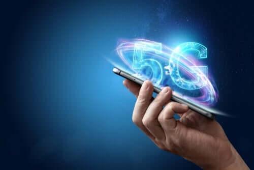 5G-verkon haitat.