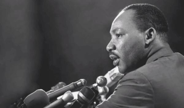 Martin Luther King Jr. ja kansalaisoikeuksien tavoittelu