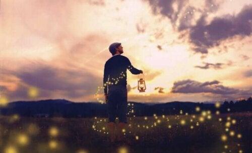 Elämä on kaunista, koska se on ainoa mahdollisuus, joka meillä on käsissämme olemassaolomme kannalta