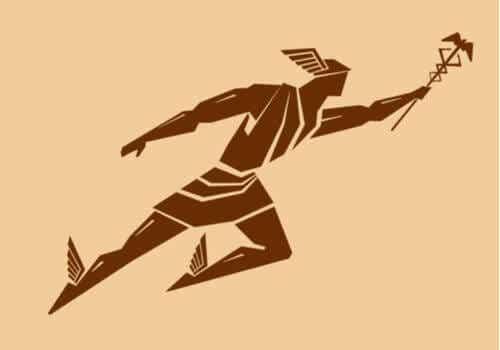 Hermesin myytti: jumalallinen lähetti