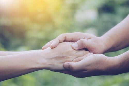 Peilikosketussynestesia: tapa yhdistyä