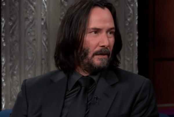 Keanu Reeves tuli tunnetuksi elokuvasta Matrix