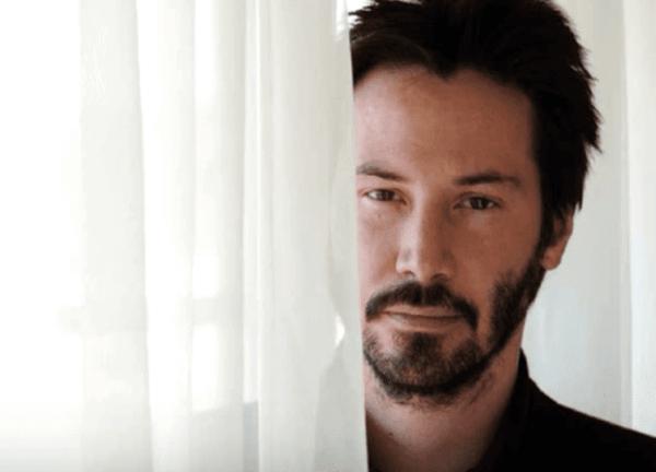 Keanu Reeves, erilainen julkisuudenhenkilö