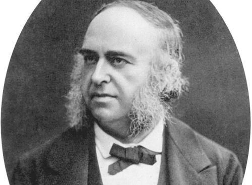 Victor Leborgnen muotokuva.