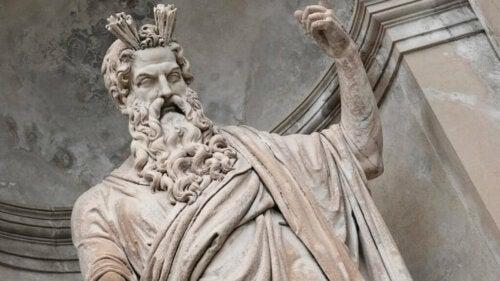 Korvauksena Heran langettamasta rangaistuksesta Zeus antoi Teiresiakselle kyvyn nähdä tulevaisuuteen