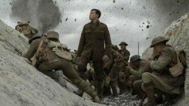Taistelulähetit – 1917: tuskallisen pitkä otos