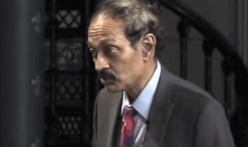 Vilayanur Subramanian Ramachandran on neurotieteilijä