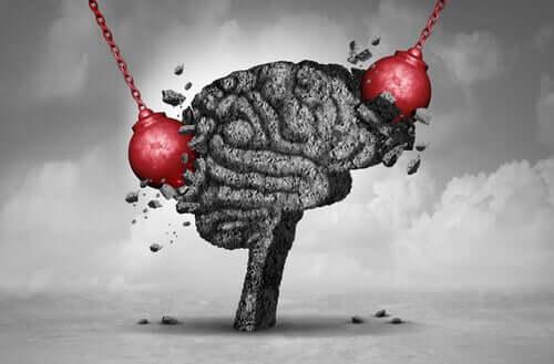 Aivoilla on taipumus tuntea syyllisyyttä monista traumaattisista ja voimakkaista kokemuksista