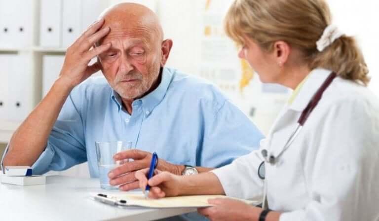 Dementian havaitseminen varhaisessa vaiheessa