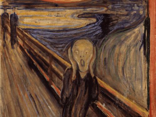 Edvard Munch, maalauksia rakkaudesta ja kuolemasta