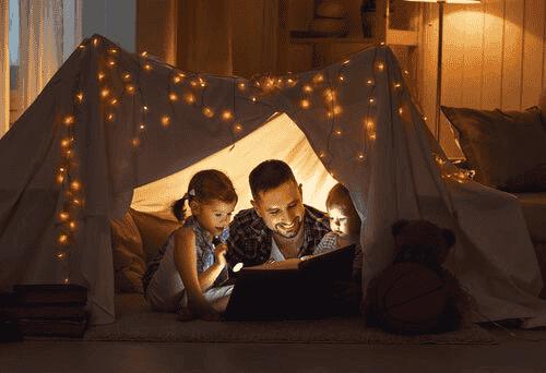Hashtag #pysynkotona: tee kodistasi mahdollisuuksien maailma