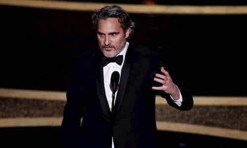 Joaquin Phoenixin puhe tuntevien olentojen ja ympäristön puolesta