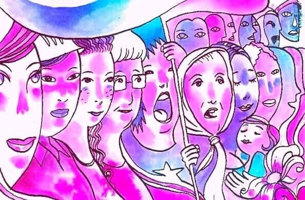 Kansainvälinen naistenpäivä: ilman meitä maailma pysähtyy