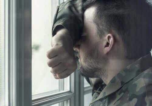 Sotilaan syndrooma eli traumaperäinen stressihäiriö