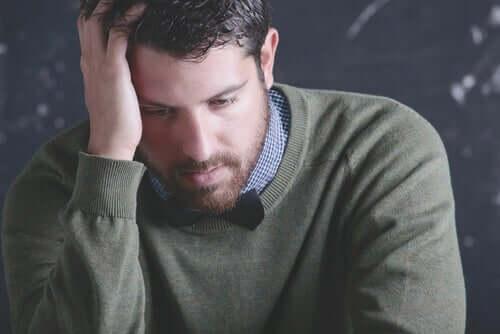 Aina ei ole helppoa tietää, mistä psyykkinen uupumus johtuu