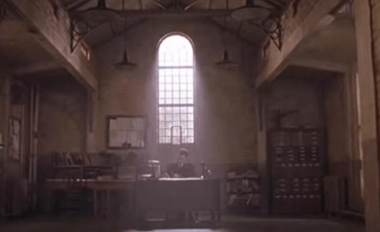 Vanginvartija elokuvassa Vihreä maili.