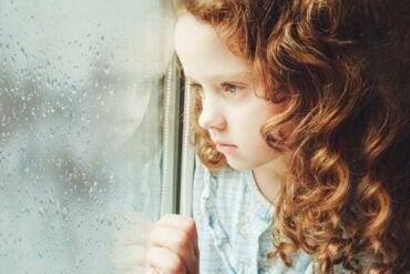 Tyhjyyden ja yksinäisyyden tunteet lapsilla