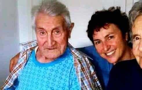 Alberto Belluci: mies, joka selvisi koronaviruksesta 101-vuotiaana