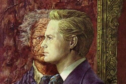 Dorian Grayn oireyhtymä on monimutkainen häiriö, josta kärsivä ihminen elää jatkuvasti pelon ja kauhun vallassa