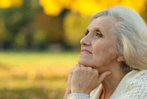 Epätoivo hälvenee iän myötä