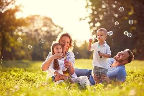 Paras tapa kouluttaa ja kasvattaa lapsi