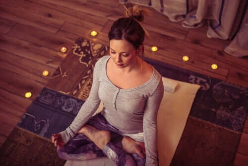 Meditoiminen voi auttaa unen saamisessa