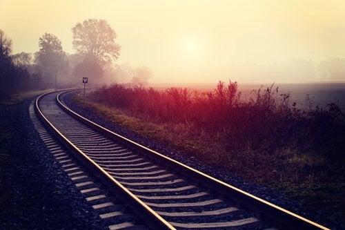 Pandemia tuhosi henkilökohtaiset projektit, mutta juna jatkaa kulkuaan eteenpäin.