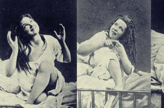 Freudin mukaan hysterian oireet ovat seurausta tukahdutetuista seksuaalisista fantasioista