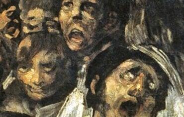 Järjen hirviöt: Goyan mustat maalaukset ja niiden psykologia