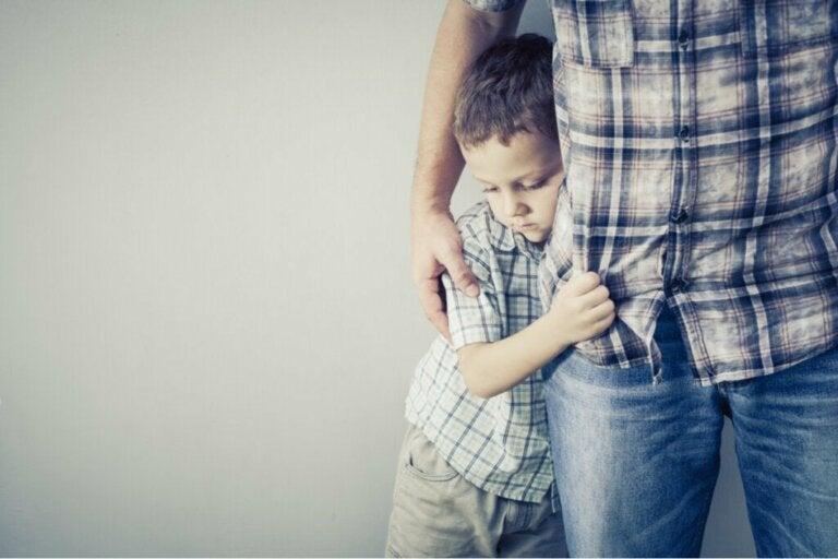 Mitä tehdä, kun lapsi pelkää?