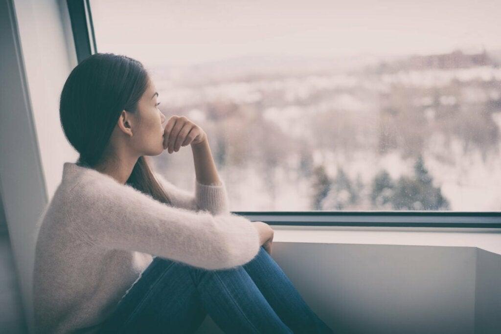 On monia ihmisiä, jotka tuntevat olonsa surullisiksi, kun ilma on synkkä