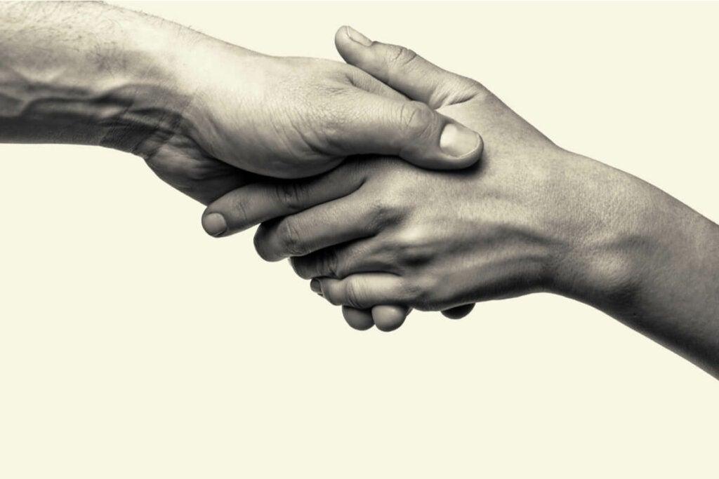 Motivaatio sille, autammeko muita empatian vai ahdistuksen takia, riippuu tilanteessa koetuista tunteista