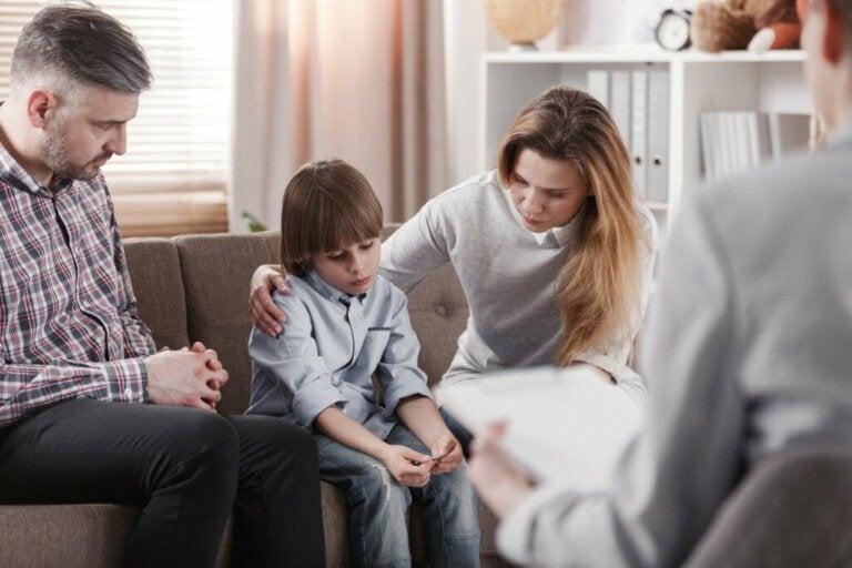Lasten ja nuorten terapia: kaoottinen visio toimintahäiriöstä