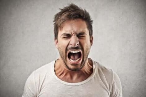 Impulssikontrollihäiriö voi ilmetä raivokohtauksina