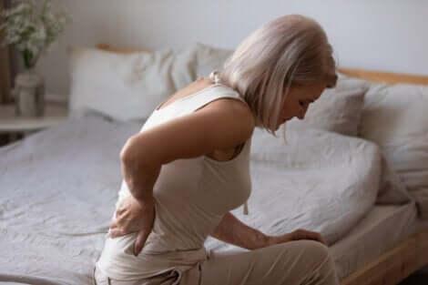 Uni ja krooninen kipu liittyvät toisiinsa